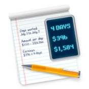 Soulver 3 smart notepad with built in calculator icon