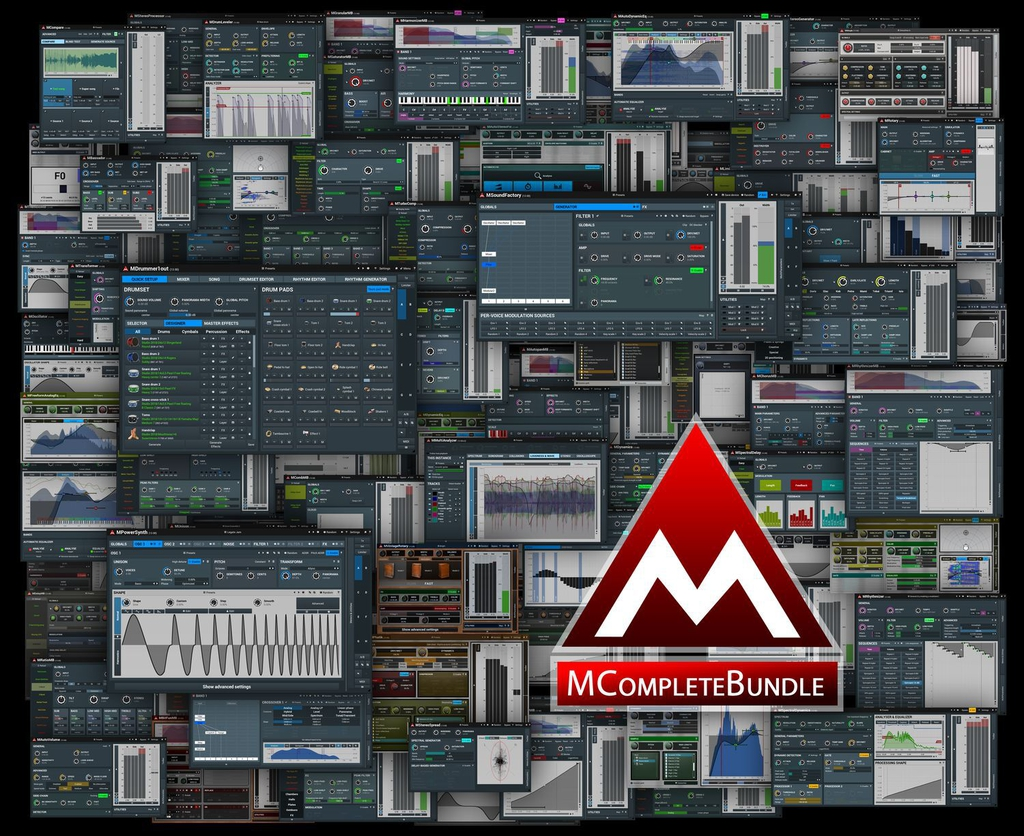 MeldaProduction MCompleteBundle 1306 Screenshot 01 57tm51n