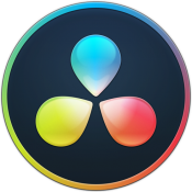 Blackmagic design davinci resolve studio icon
