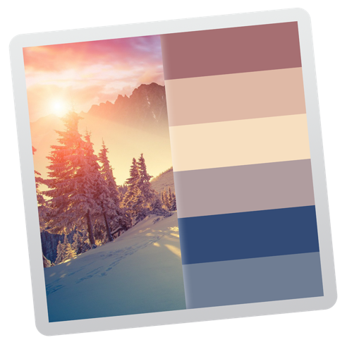 Color Palette from Image icon
