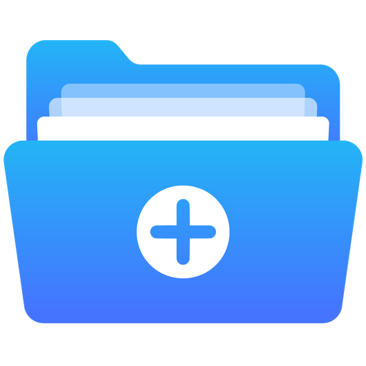 Easy New File icon