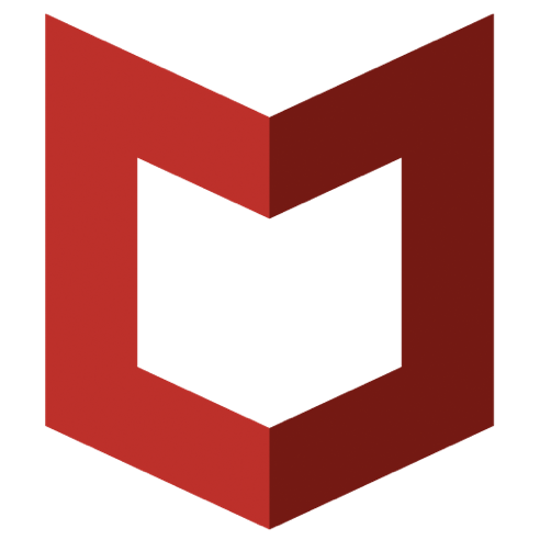 McAfee Endpoint Security for Mac icon