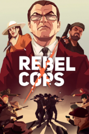 Rebel Cops mac game