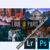 20 Love In Paris LR DNG ACR Presets 4213317 icon
