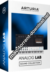 Arturia Analog Lab 4 box
