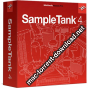 IK Multimedia SampleTank 4 box icon
