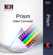 NCH Prism Plus 5 box icon