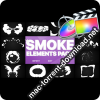 Smoke Elements Pack for Final Cut Pro