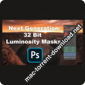 Lumi32 Luminosity Mask Plugin icon