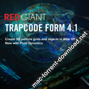 Red Giant Trapcode Form 4 icon