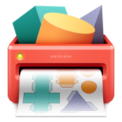 Unfolder icon